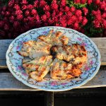 Mustard & Rosemary Grilled Chicken