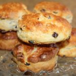 Biscuit-Like Scones