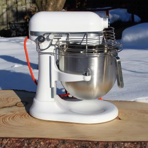Commercial KitchenAid Stand Mixer