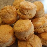 Save and Bake Sour Dough Biscuits