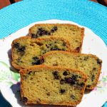 Best Zucchini Loaf With Lemon And Wild Blueberries